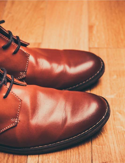 Nossos Cuidados na Produção de Couro para Calçados