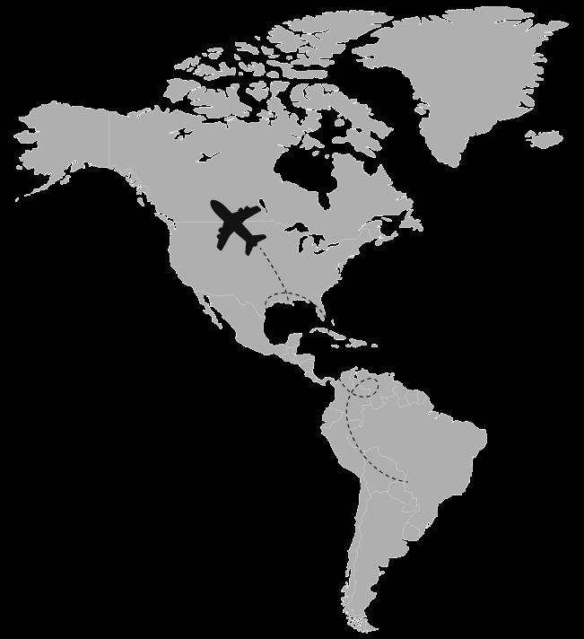 Distribuição nos Estados Unidos